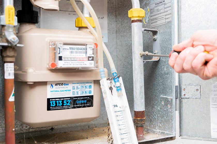 Type of commercial plumbing