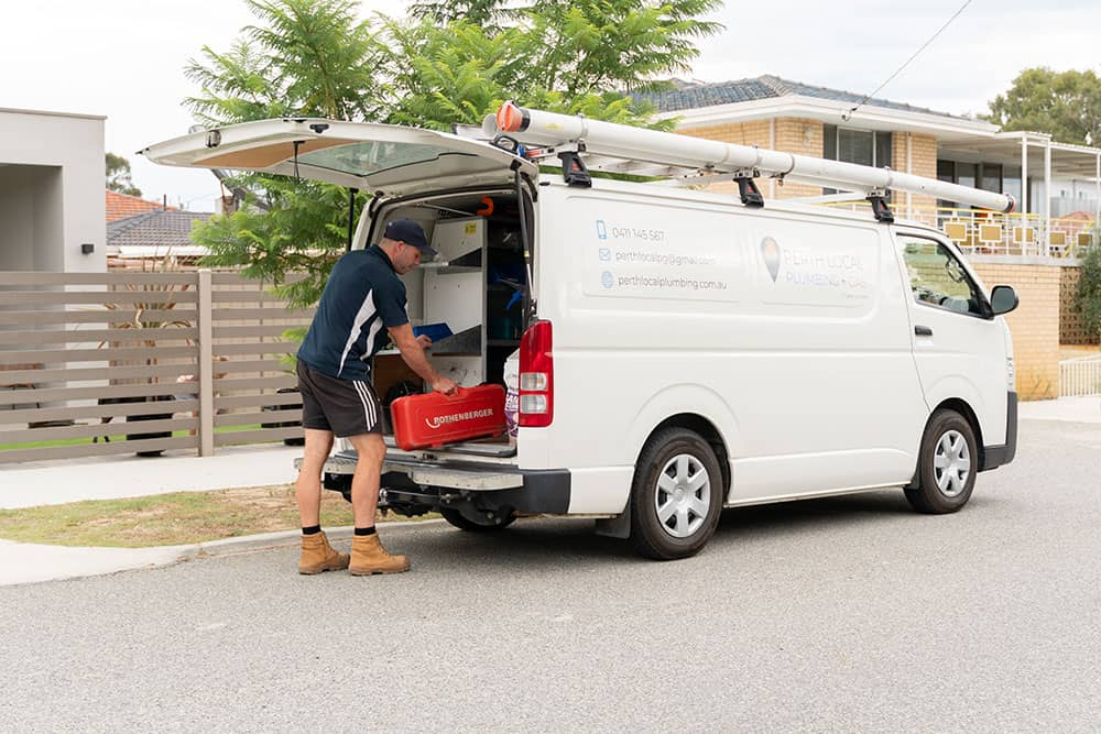 local perth hot water specialist