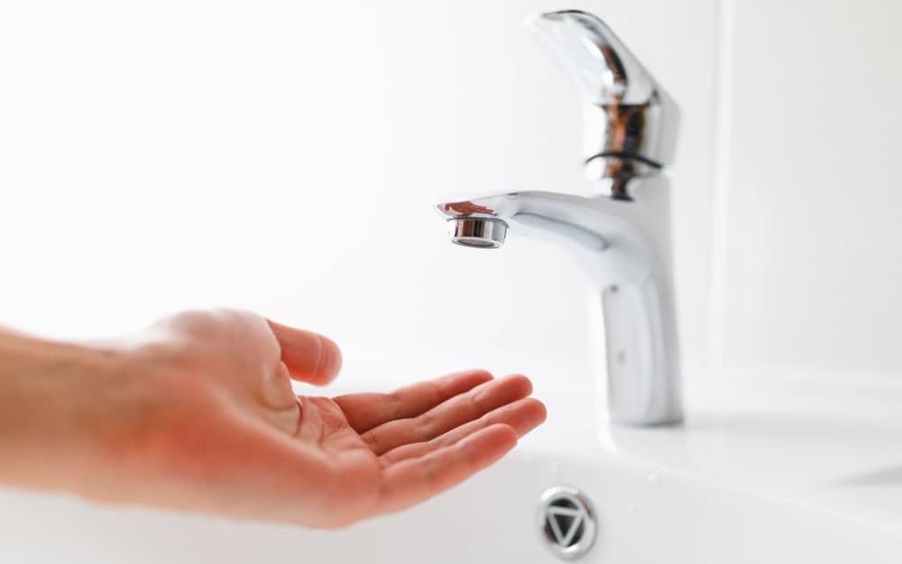 Water loss.